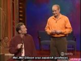 Sekwencja tytułowa - Mel Gibson i Zapaśnik