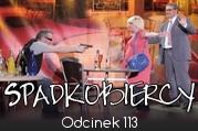 Spadkobiercy - odcinek 113